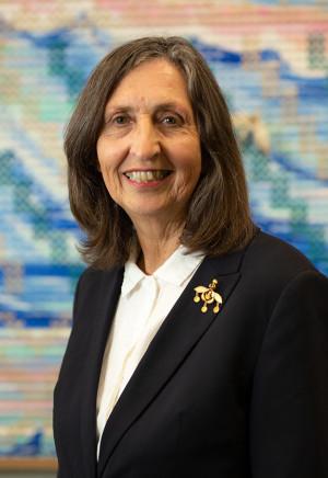 Jenny Hughey, Chair, Environment Canterbury