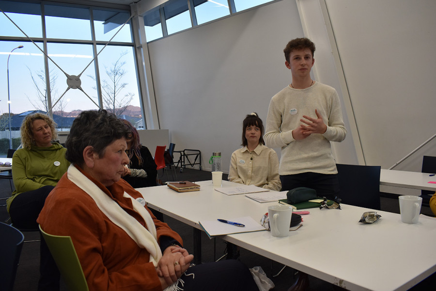 Collaborating at hui